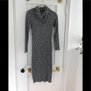 A+ Ellen ribbed dress
